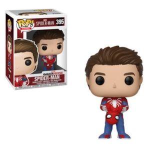 🆕 Listing - FUNKO Pop! Spider-Man (Unmasked) #395